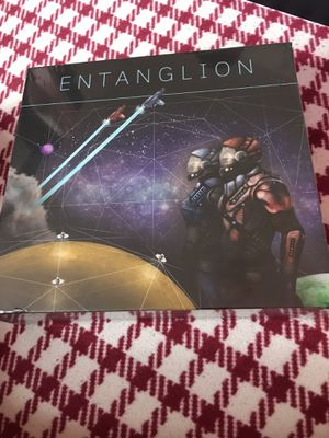 Entaglion board game brand new still sealed for Sale in Jersey City, NJ