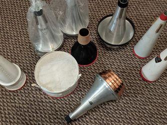 Trombone / Bass Trombone Mutes for Sale in Ellensburg,  WA