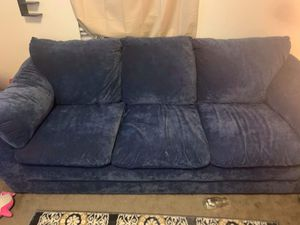 Couch and love seat set for Sale in Ball, LA