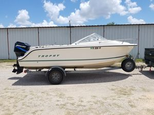 2001 Bayliner Trophy Dual Console for Sale in Houston, TX