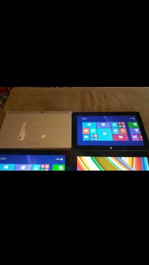 Surface 1 Bundle. 32gb Rt x 3 for Sale in San Antonio, TX