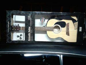 Acoustic Adam Levine guitar for Sale in Bakersfield, CA