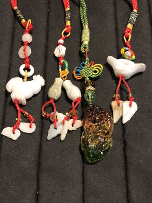 Asian Style Backpack & Purse pendants for Sale in San Diego, CA