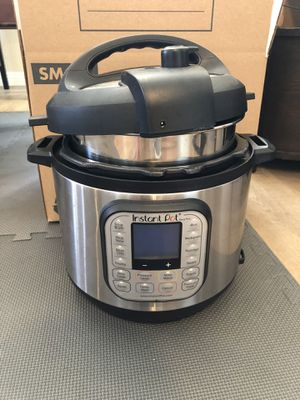 INSTANT POT for Sale in HUNTINGTN BCH, CA