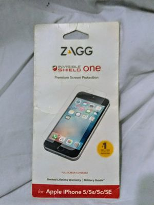 Zagg for iphone for Sale in Ladson, SC