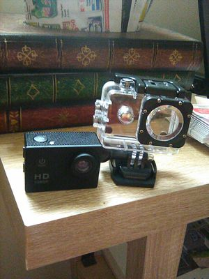 Action camera HD 1080P for Sale in WLKS BARR Township, PA