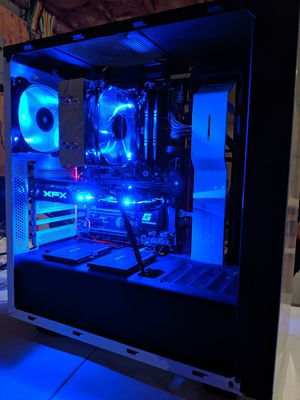 Gaming PC - i5-6600K, 16 GB DDR4, RX 480 8GB for Sale in Cheshire, CT