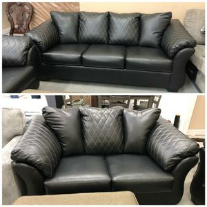 Betrillo Black Living Room Set 🚚SAME DAY DELIVERY /ın stock for Sale in Silver Spring, MD