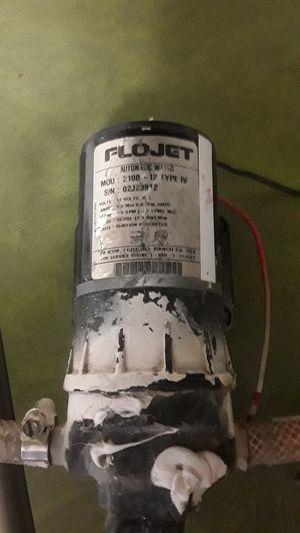Sur-Jet motorhome water pump for Sale in Arlington, TX