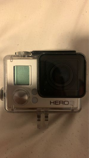 GoPro Hero 3 for Sale in Waterford Township, MI