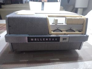 Grabadora de cinta 3m wollensak for Sale in Miami, FL