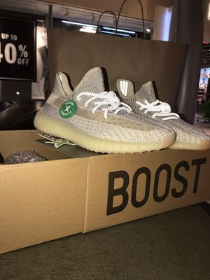 ADIDAS JEEZY BOOST 350 V2 LUNDMARK ORIGINAL STOCKX (non reflective) for Sale in Miami, FL