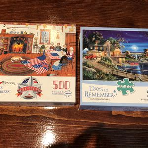 500 Piece Puzzles for Sale in San Diego, CA