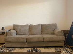 Large Beige Couch for Sale in FL, US