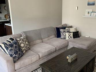 Sofa With Chaise for Sale in La Mesa,  CA