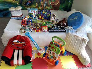 Assortment of kids toys for Sale in Kailua-Kona, HI