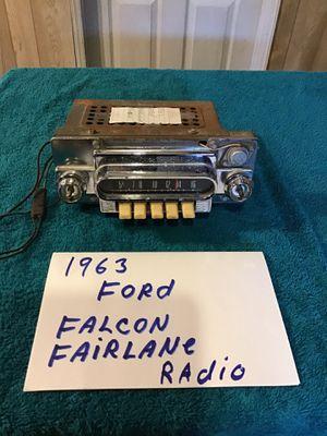 1963 ford falcon fairlane radio for Sale
