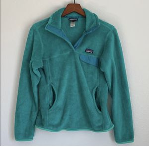Patagonia Re-tool snap-t fleece pullover for Sale in Montclair, CA
