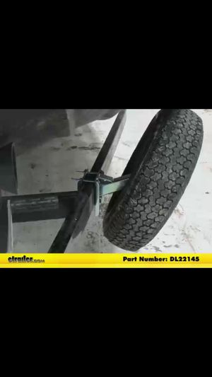 Spare tire bracket for a trailer for Sale in Lawrence, MA