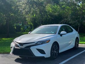 2018 Toyota Camry SE for Sale in Miramar, FL