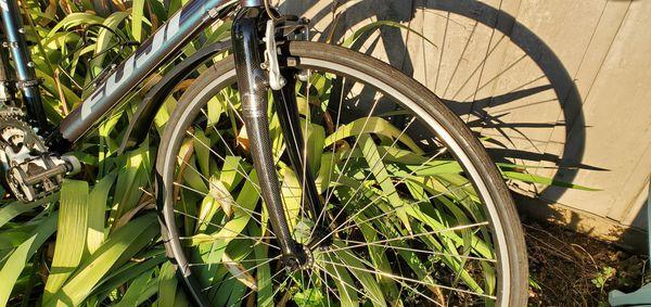 Fuji commuter bike