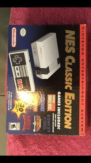 Nintendo classic $110 for Sale in Tampa, FL