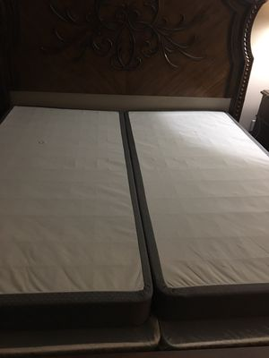 Brand new King Matress box springs for Sale in Gahanna, OH