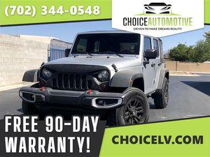 2009 Jeep Wrangler for Sale in Las Vegas, NV