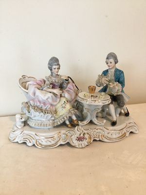 Example Of German Porcelain By Sandizell, Dresden Circa 1960's Made In Japan for Sale in Berlin, MD