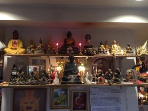 Thai Budda statue collection for Sale in Feasterville-Trevose, PA