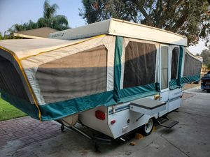 1996 pop up tent trailer for Sale in Porterville, CA