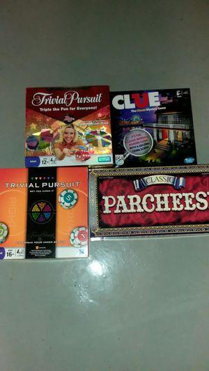 Board games for Sale in Dorchester, NJ