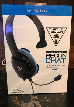 Turtle beach recon chat headset (BOX ONLY) for Sale in Belleville, MI