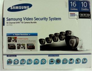 16 channel security system for Sale in Balch Springs, TX