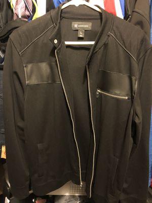 Black jacket INC size L for Sale in Clovis, CA