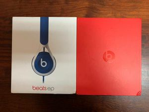 Apple Beats Headphones - By Dre Beats EP Blue - for Sale in St. Louis, MO