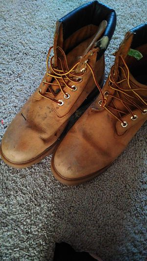 Work boots for Sale in Hilliard, OH