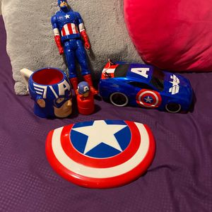 Captain America for Sale in Kissimmee, FL