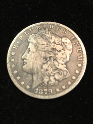 1879 S Morgan Silver Dollar for Sale in Clyde, TX