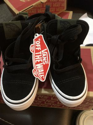 Vans pre school size 11 for Sale in New York, NY
