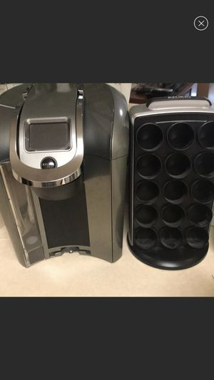 Keurig 2.0 and k cup 30 count holder for Sale in Palm Springs, FL