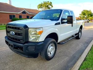 2012 ford f250 4x4 gas super cab for Sale in Mesquite, TX