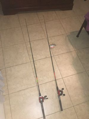 Fishing rods for Sale in Stafford, TX