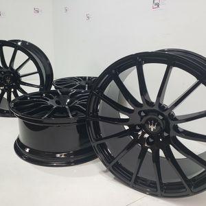 "20"" Maserati Ghibli Quattroporte black wheels for Sale in Long Beach, CA"