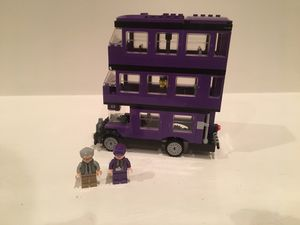Lego Harry Potter Knight Bus-retired version for Sale in San Diego, CA