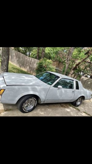 1984 Buick Regal for Sale in Fort Worth, TX