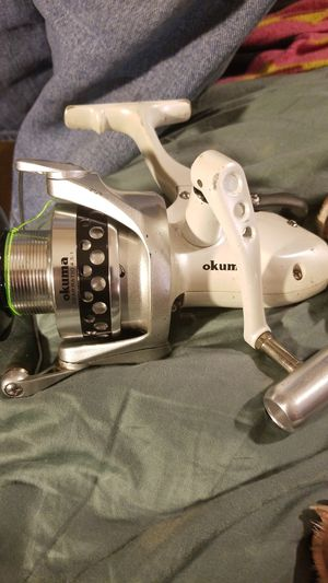 Okuma fishing reel for Sale in Alexandria, LA