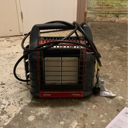 Mr. Heater Portable Big Buddy Radiant Propane Heater for Sale in Portland,  OR