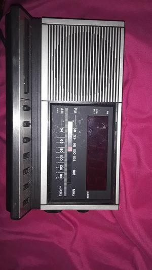Vintage alarm radio for Sale in Anchorage, AK
