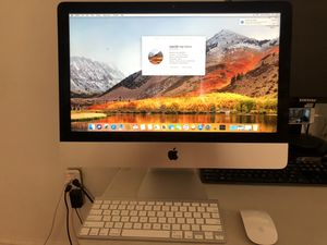 iMac (21.5 inch), 2.7 GHz Quad Core i5, 8GB Ram, 1TB HDD - come with Apple magic keyboard and mouse for Sale in Falls Church, VA